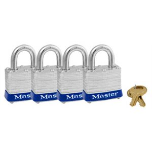 Lock Residential 4pk Keyed Ali
