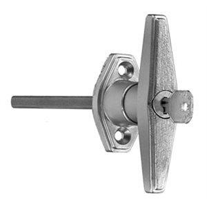 Handle T-Locking