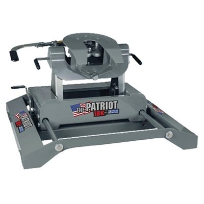 5th Wheel Hitch Patriot 18K Slider (kit)