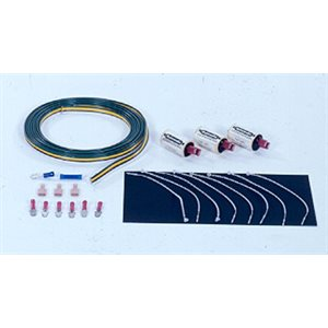 Wire w / Red Light Tow Kit