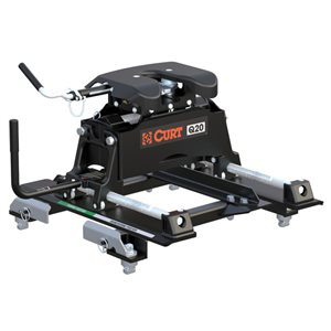 5th Wheel 20K Q20 w / Roller & GM OEM Adptr (kit)