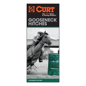 Brochure Goosenecks Display