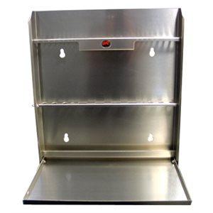 Cabinet Tool w / Fold Down Tray