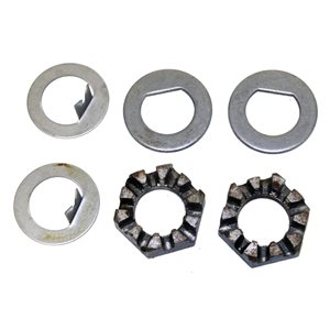 Spindle Nut & D Tang Washer Kit