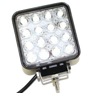 Light Work LED Square 4in 48 Watt