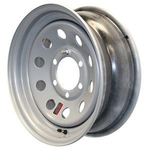 Wheel 16x6 655 Mod Slv