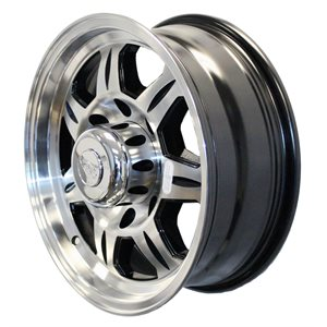 Wheel 16x6 865 Alum 7 Star