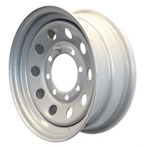 Wheel 16x6 865 Mod Slv