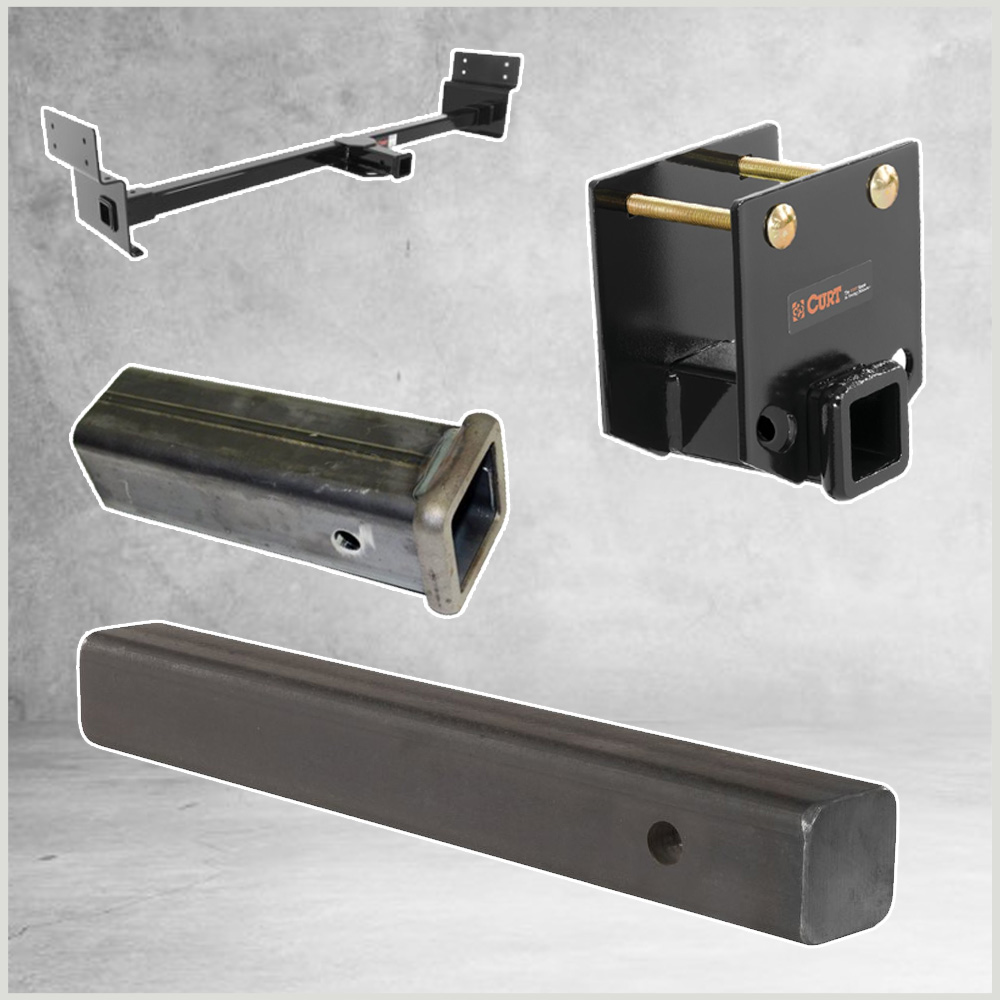 Combo Tubes & Receiver Parts