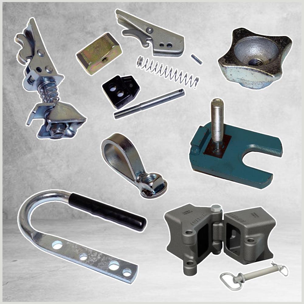 Coupler Components