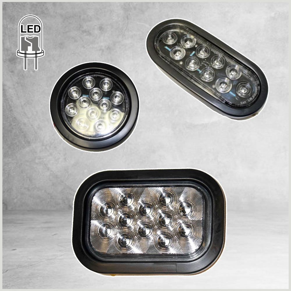 LED Back-Up Lights