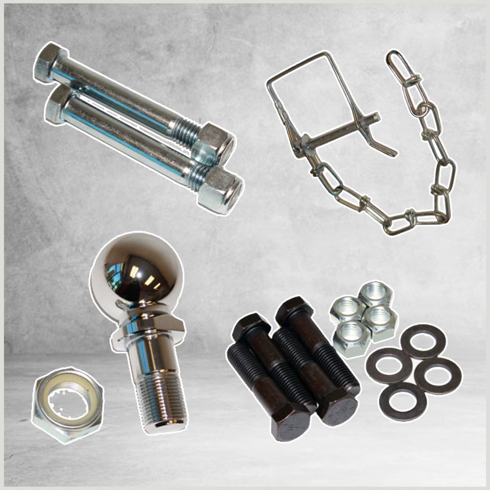 Pintle Replacement Parts
