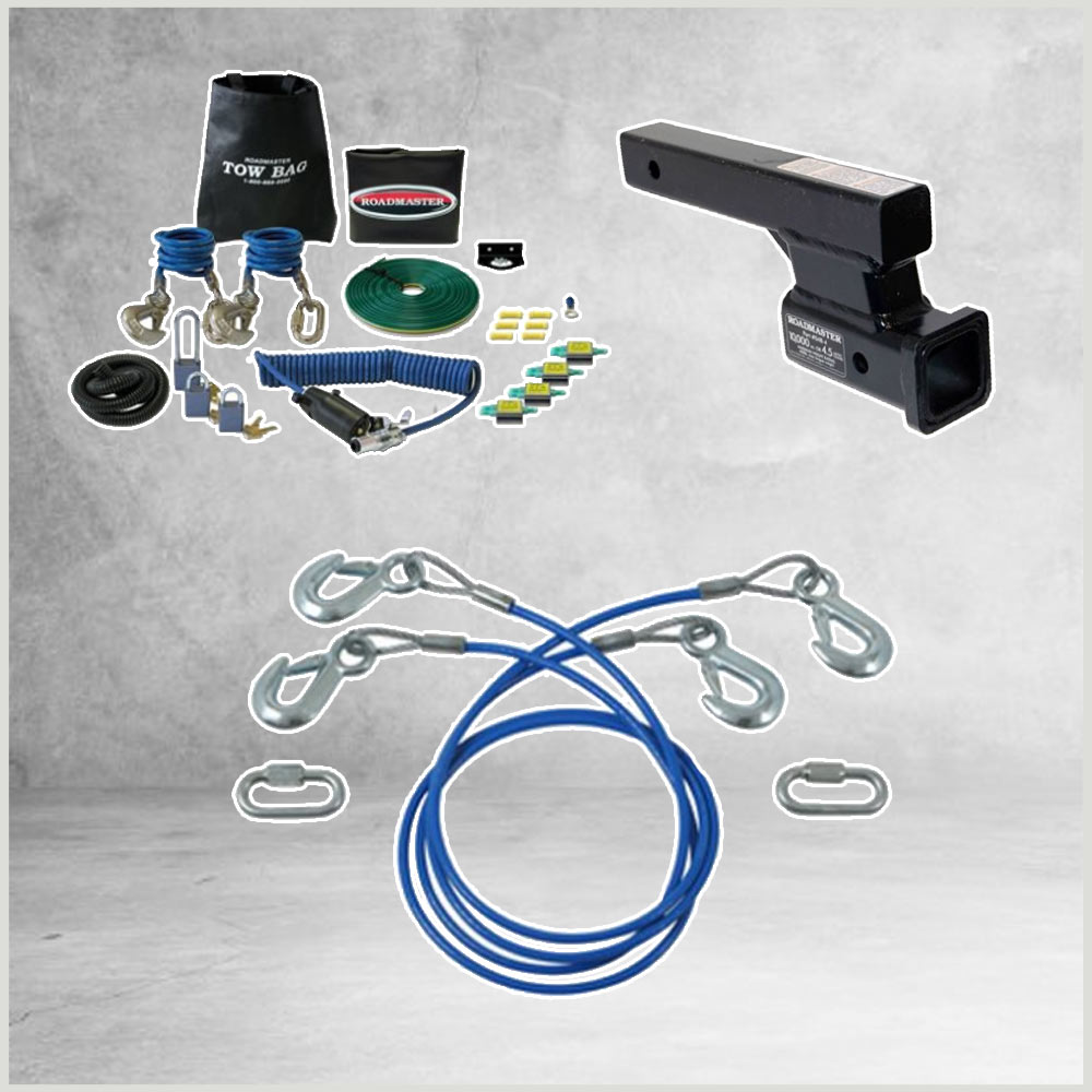 Receivers, Cables, Covers & Locks