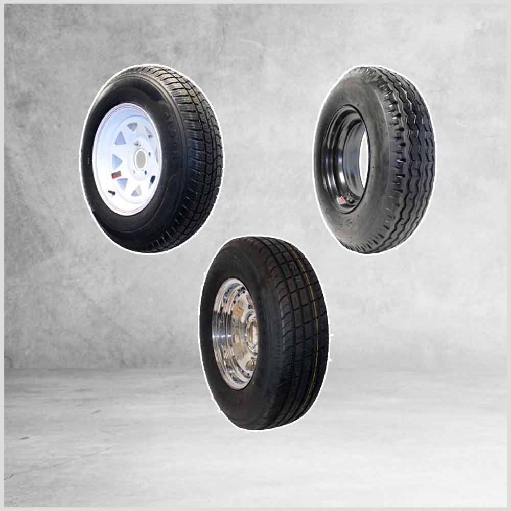 Tire Wheel Combos 14 in. - 14.5 in.