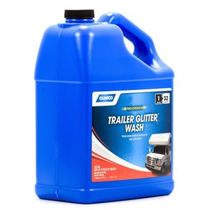 Trailer Glitter Wash 1 Gallon