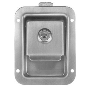 Latch JR Paddle Locking SS