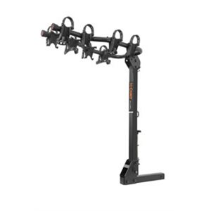 Carrier 4-Bike Hitch Mounted