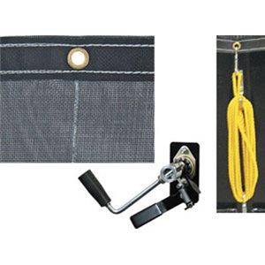 Tarp Roll 7.5ft x 18ft Kit