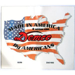 Decal Made In America