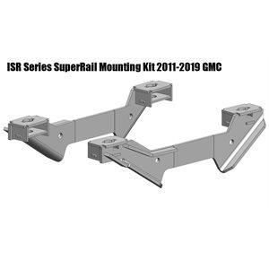 Mounting Kit 24K SuperRail ISR