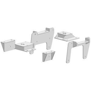 (WSL) Mounting Kit 24K SuprGlide