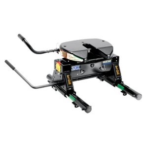 5th Wheel 20K W / Round Slider Unit