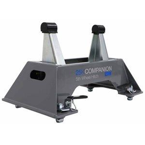 Companion 5th Wheel Mounting