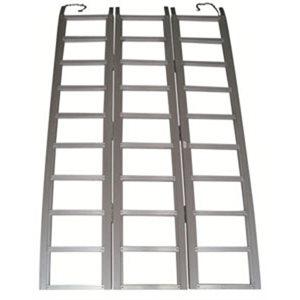 Ramp 50in x 77in Tri-Fold Alum 1500LBS Capacity