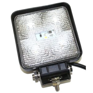 Light Work LED Square 4in 15 Watt